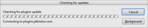 android studio update suchen