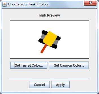 java spiel tankcolordialog end