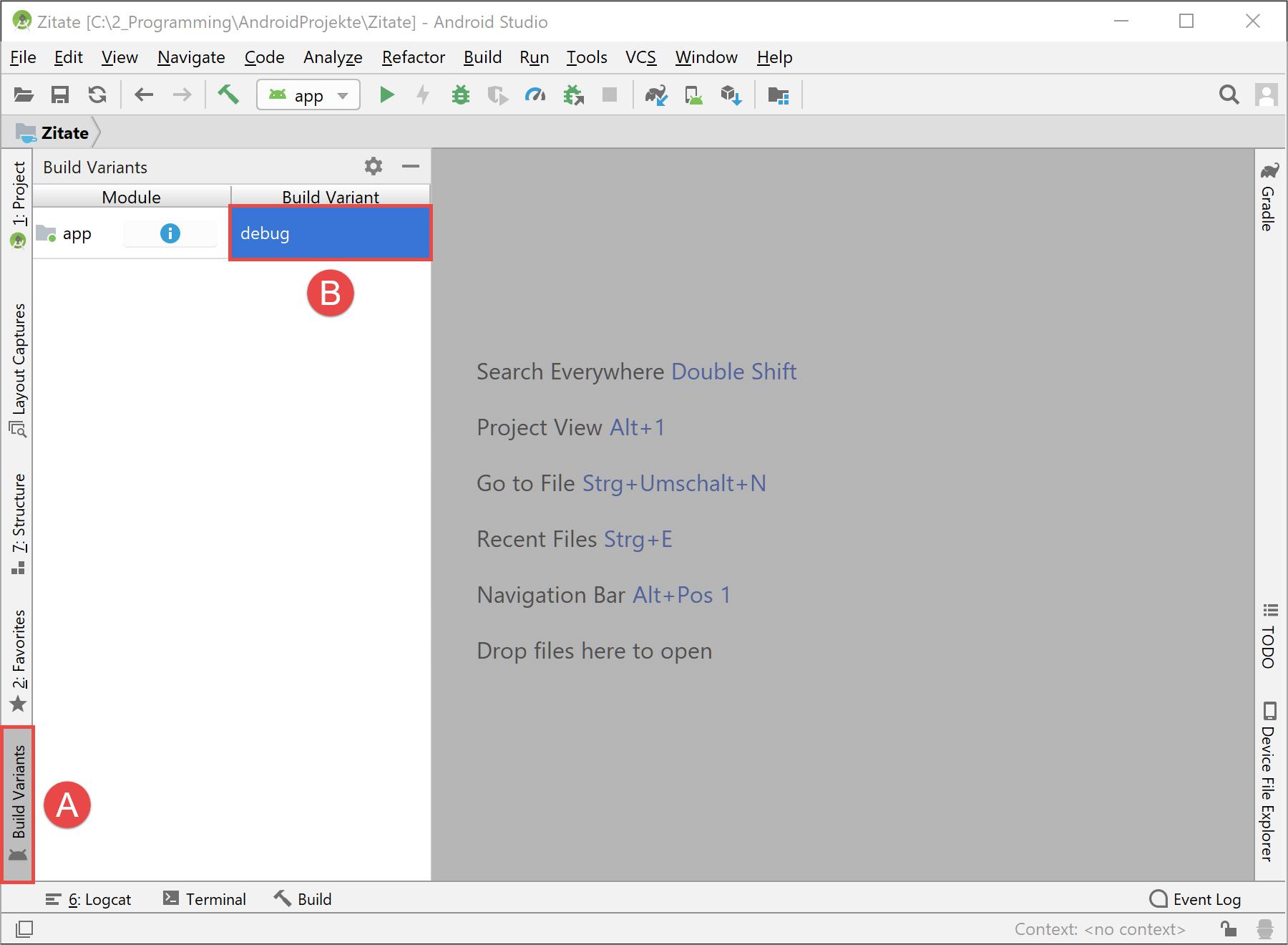 build_variant_tool_window