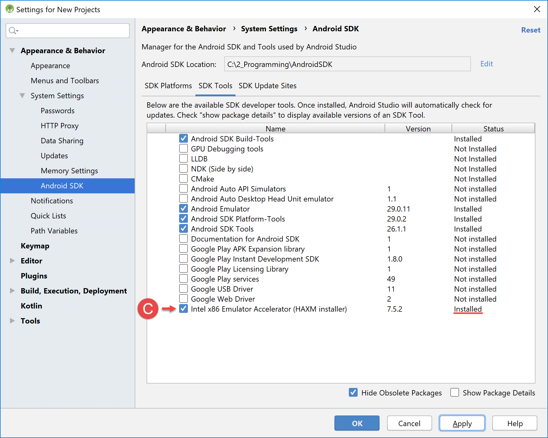 intel_haxm_installed