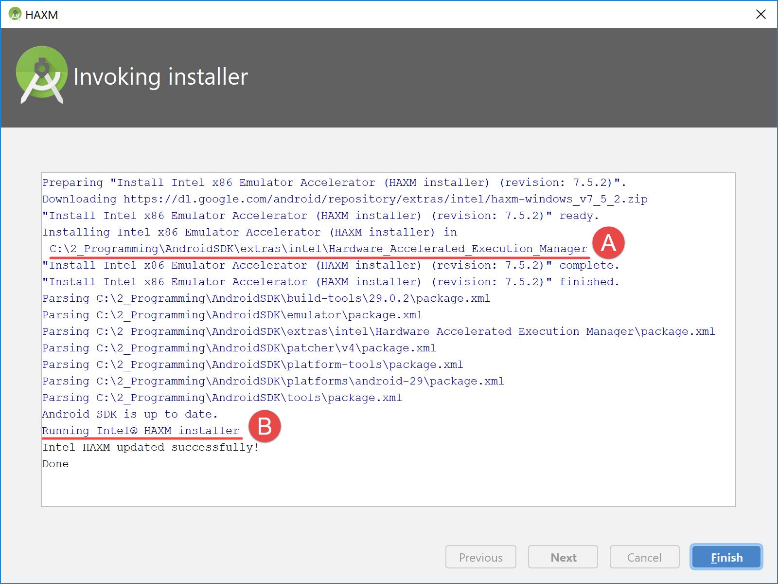 invoking_installer_haxm