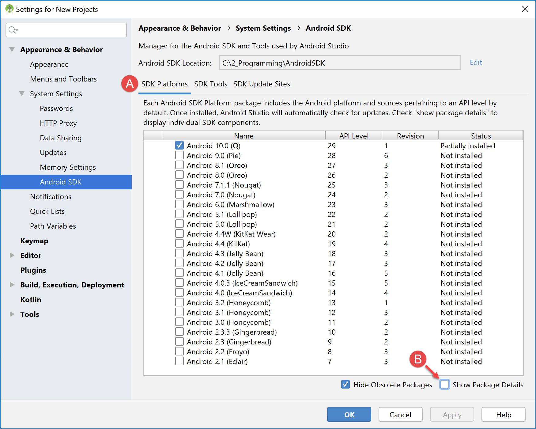 sdk_manager_platforms