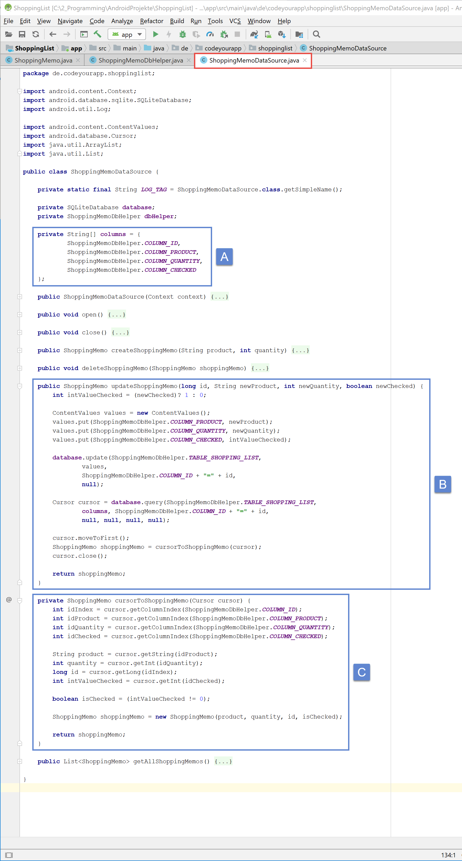 android_sqlite_upgrade_data