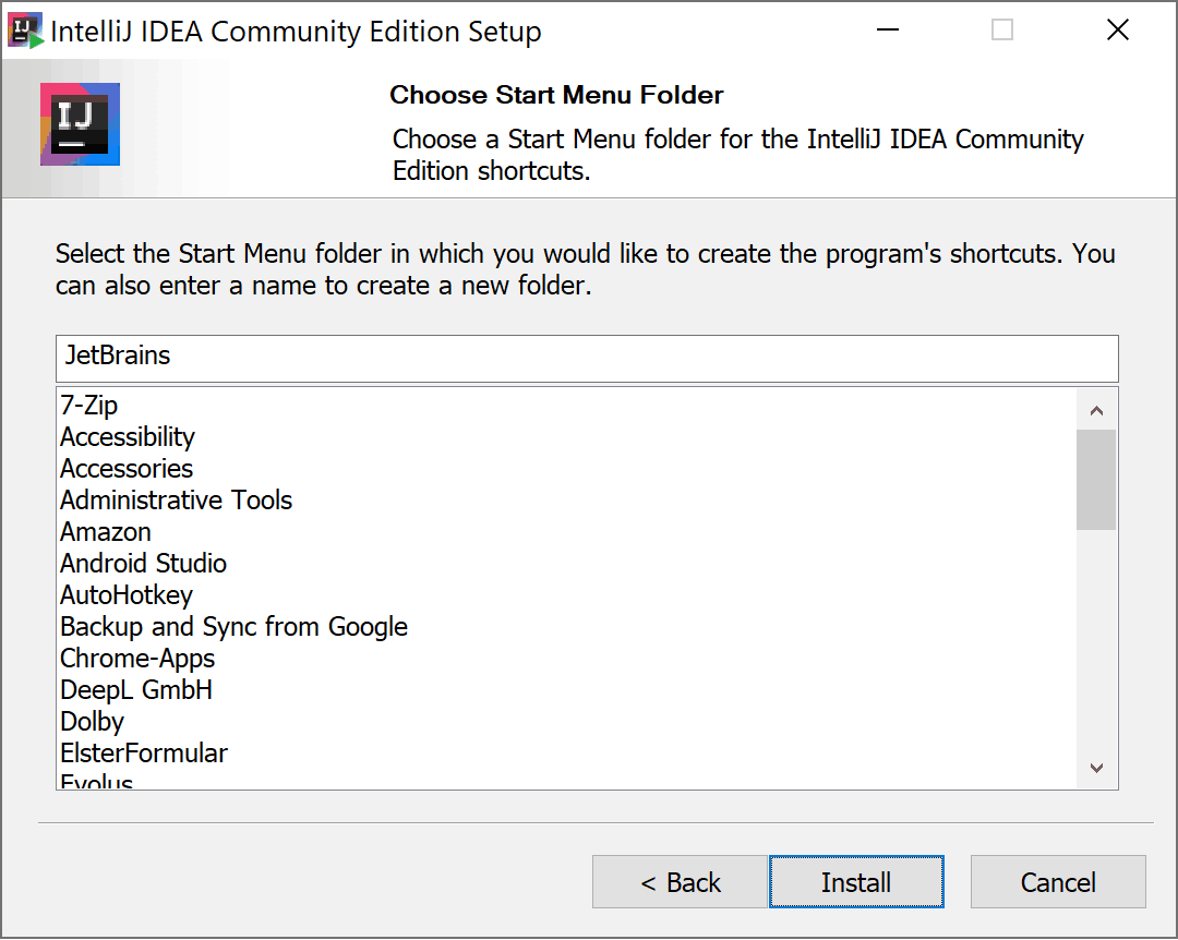 intellij_idea_installieren_dialog_startmenu